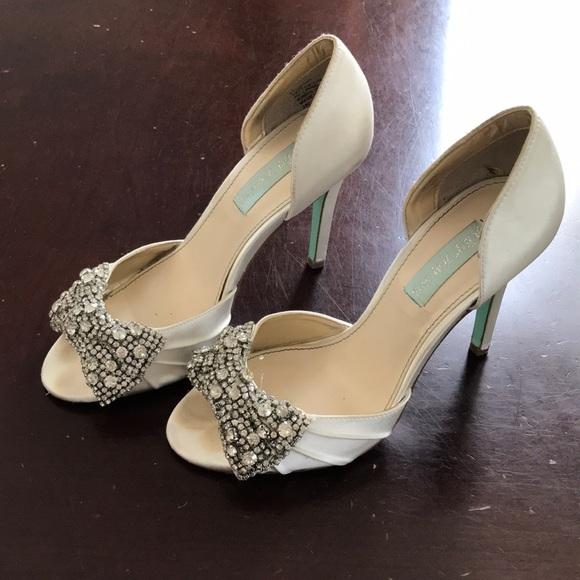 f3259ee6e47f Betsey Johnson Shoes - Betsey Johnson bridal shoes
